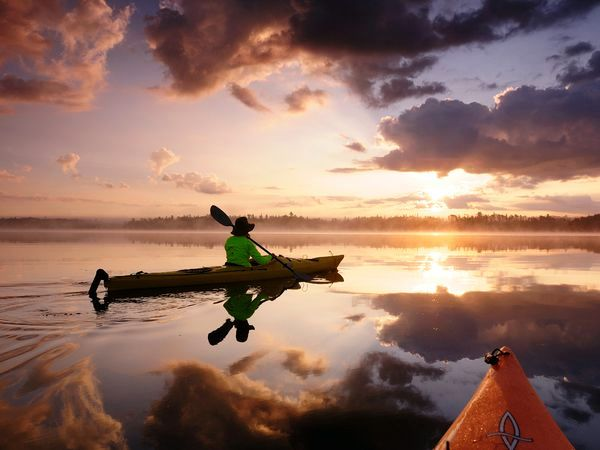 Ely Minnesota Lake