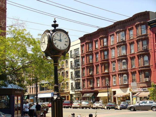 Hoboken Washington Street