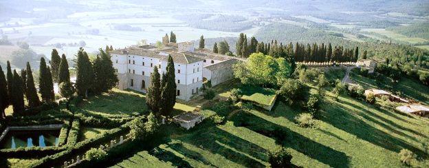 Hotel Castello di Casole Tuscany Italy