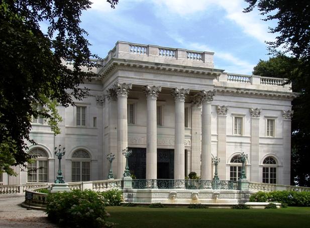 Marble House Newport Rhode Island
