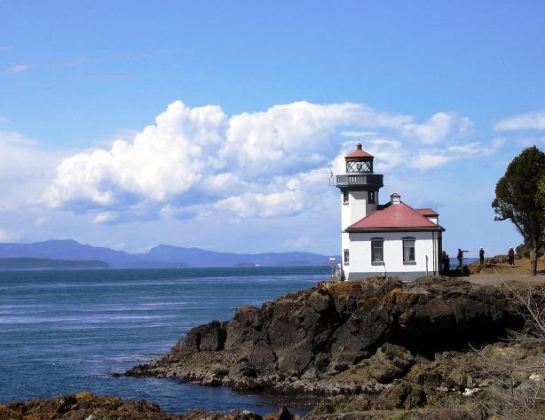 Washington San Juan Islands