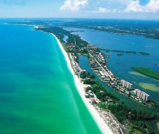Siesta beach Florida