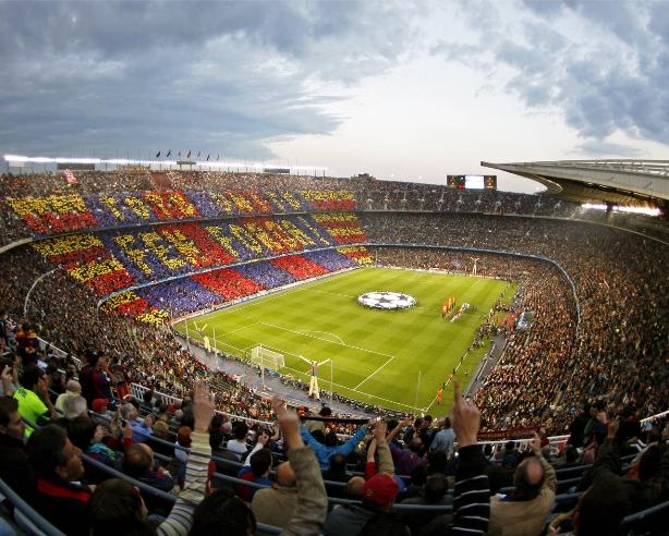 Barcelona Camp Nou Barcelona