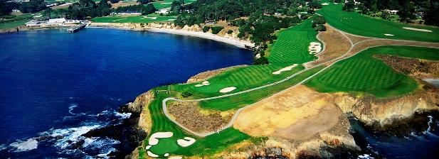Monterey Peninsula & Pebble Beach