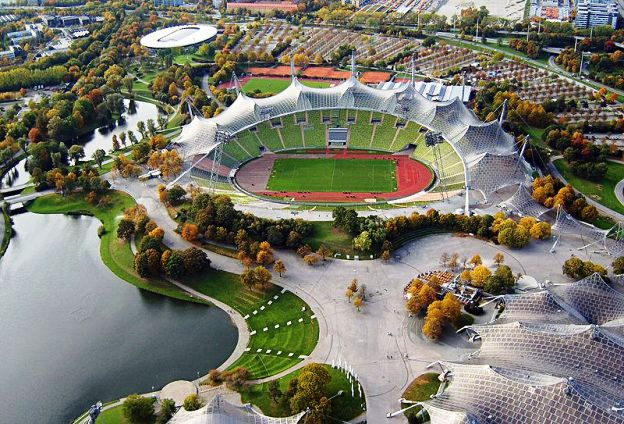 Olympic Stadium, Munich