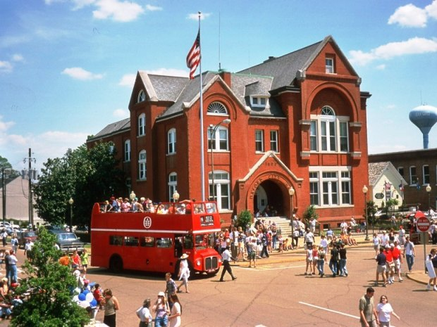 Oxford Mississippi City Hall