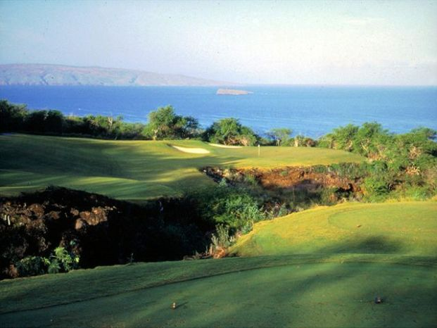 The Golf Resorts of Wailea and Makena