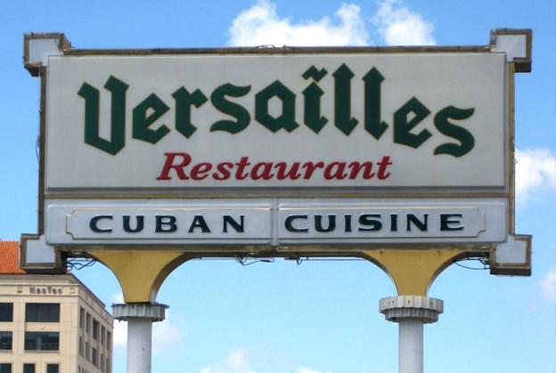 Versailles Cuban Restaurant Miami