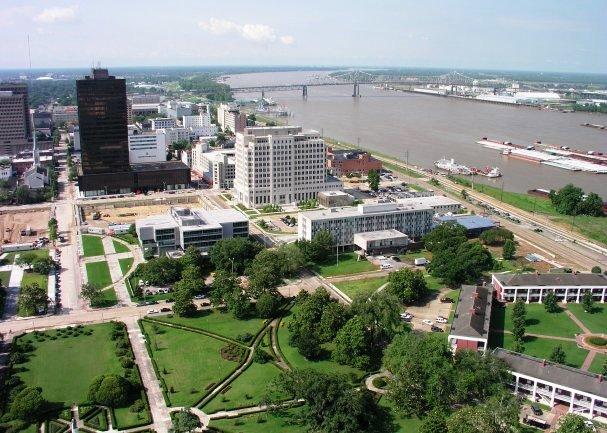Take A Trip To Baton Rouge Louisiana