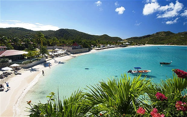 St Barth Beaches