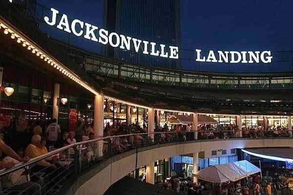 Jacksonville landing Florida