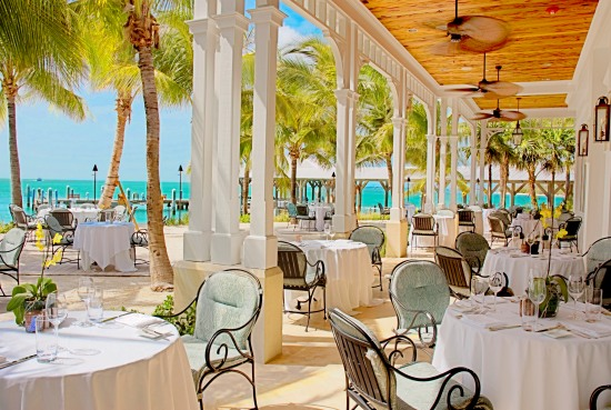 Sunset Key Guest Cottage dinning