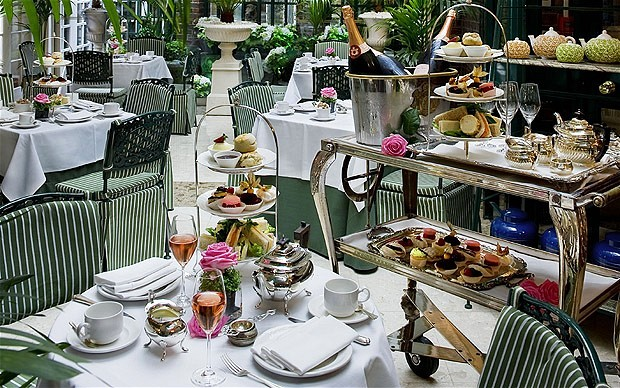 High Tea  In London