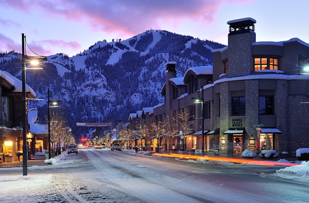 Sun Valley Ketchum downtown