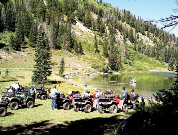 The Paiute ATV Trail