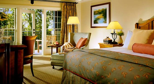 The Lodge at Woodloch rooms