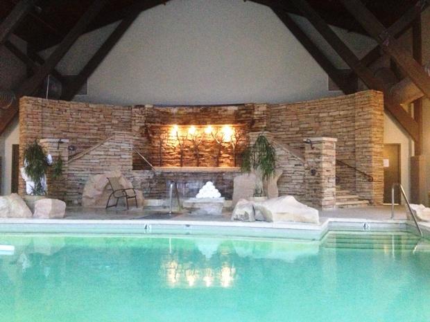 Woodloch Spa Pool
