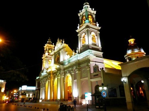 Salta Cathedral Argentina