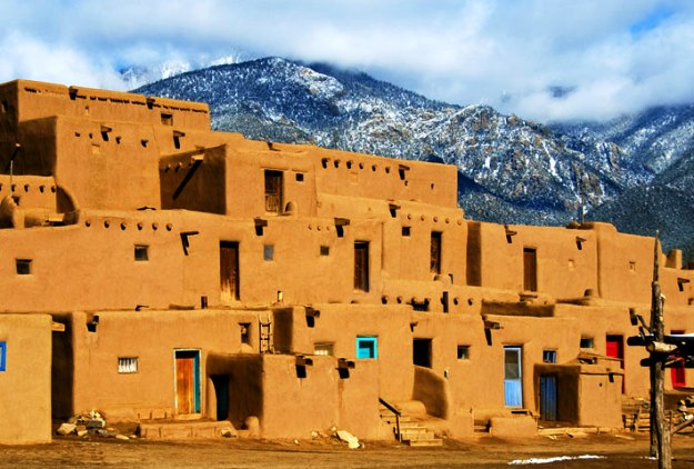 Santa Fe Indian Pueblos
