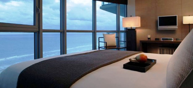 The Setai Hotel guest room