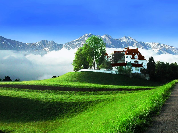 Austria country side