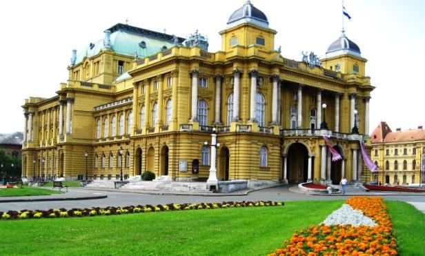 Croatia Zagreb museum
