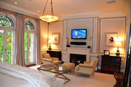 Glenmere Mansion accomodations