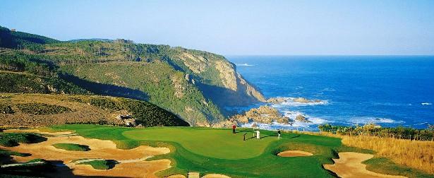Golf at Pezula South Africa