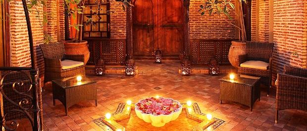 La maison arabe marrakech morocco etraveltrips blog - A la maison en arabe ...
