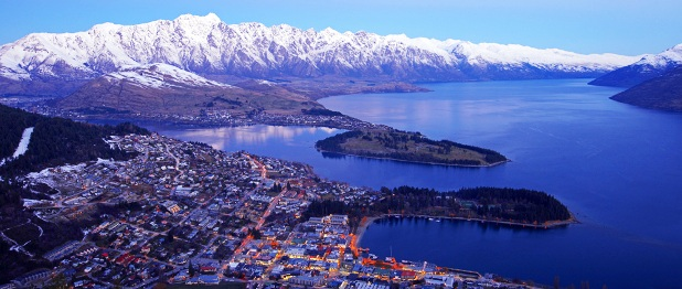 Queenstown New Zealand
