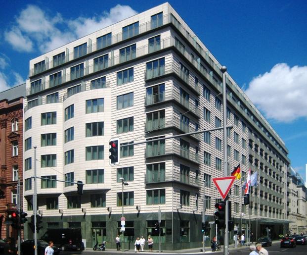 Regent Berlin exterior