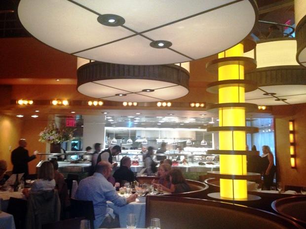 Bar Amercain dining