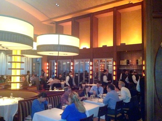 Bar Amercain restaurant