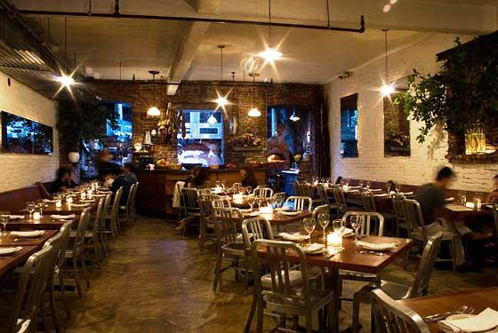 Peasant restaurant NYC