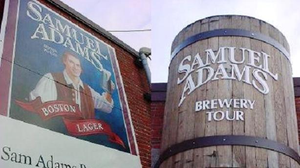Sam Adams Tour