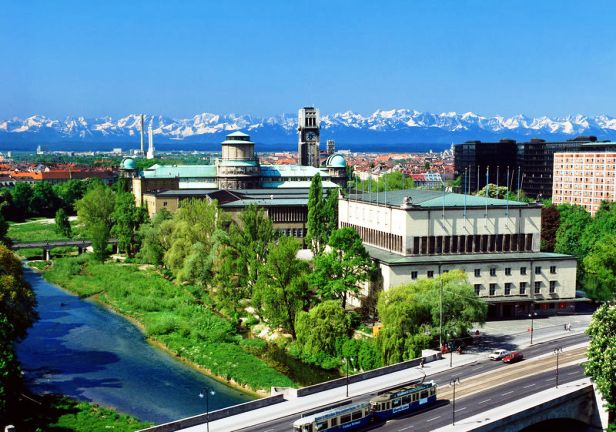 Deutsches museum Germany