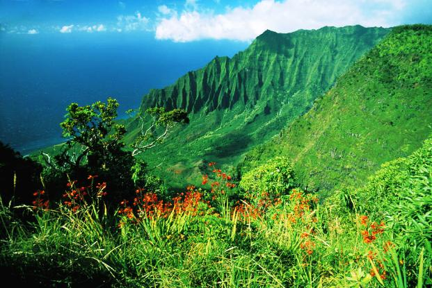na-pali-coast-Kauai Hawaii
