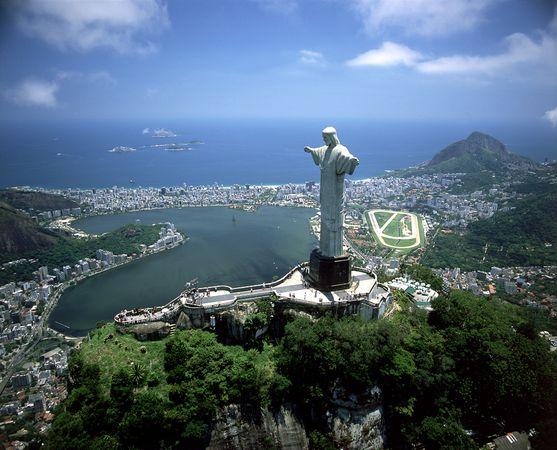Christ Redeemer Rio Janeiro Brazil