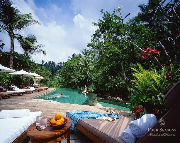 Four Seasons Kohsamui pool