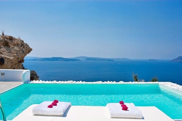 Katikie Hotels Santorini Greece