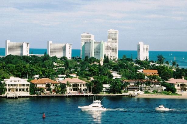 Miami Beach waterways