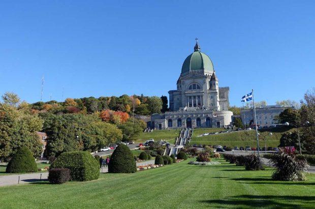 Montreal Canada st-joseph