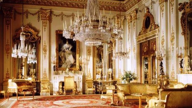Buckingham Palace Interior