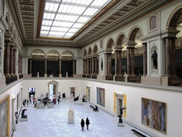 The Museum of Ancient Art Milan Italy