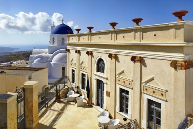 Zannos Melathron Hotel