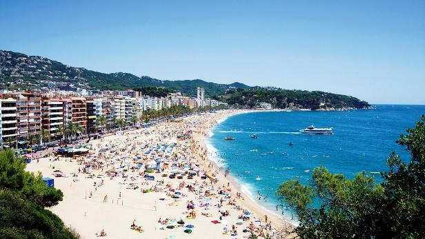 Lloret de mar Spain