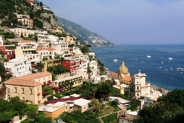 Beautiful Positano Italy
