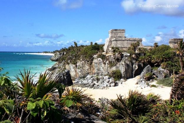 Riviera Maya Tulum ruins