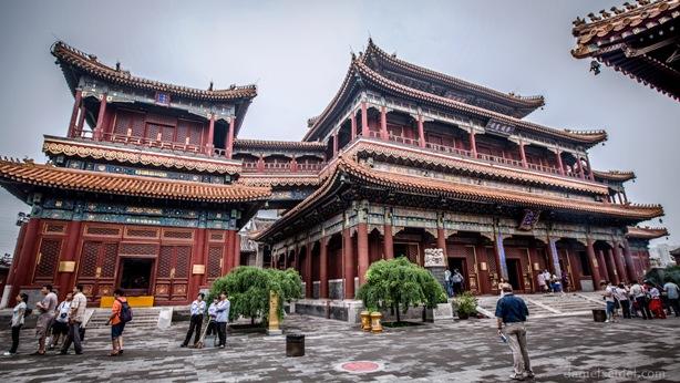 Temple of Jade Buddha