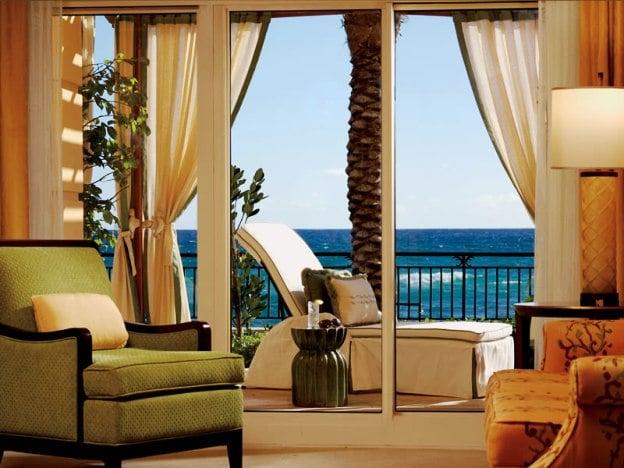 Eau Palm Beach Resort & Spa guest rooms